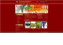 阿克苏大疆农业发展有限公司网站设计